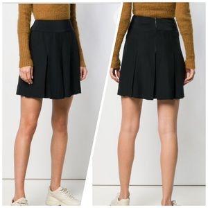 Chanel- Vintage Pleated skirt